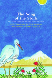 The Song of the Stork and Other Early and Ancient Armenian Songs