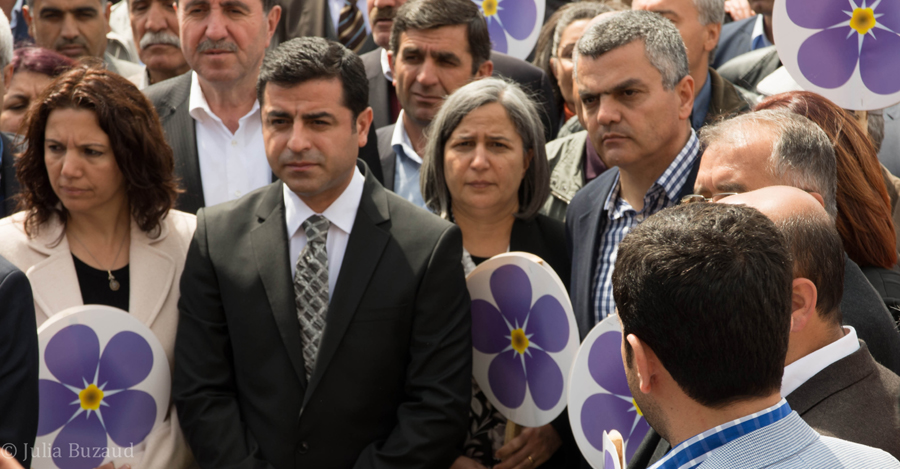 MEMO: COMMEMORATING THE ARMENIAN GENOCIDE IN TURKEY: BITLIS, MUTKI, AND DIYARBAKIR,  18-24 APRIL 2015