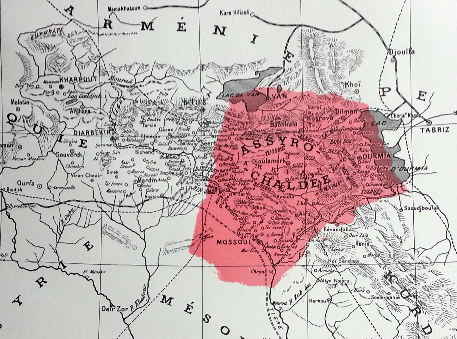 Chaldeo-Assyrian Communities of the Ottoman Empire and Iran: Agha Petros' Report of 1922